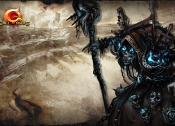 COG undead male wallpaper 1600 × 900